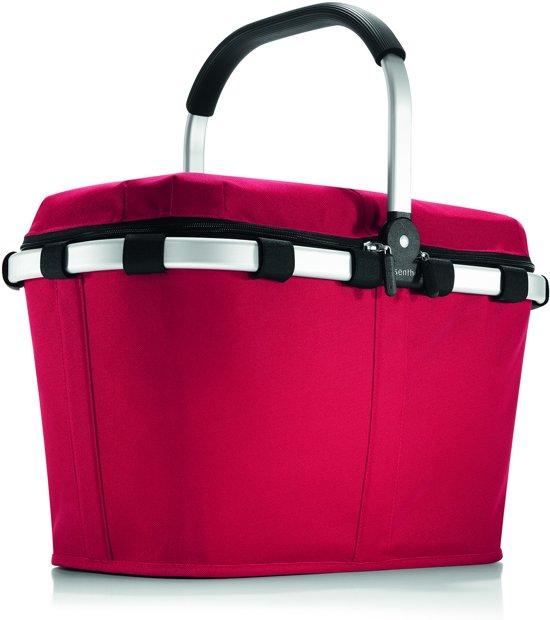 Reisenthel Carrybag iso - Isolerende boodschappenmand - Polyester - 22L - Rood