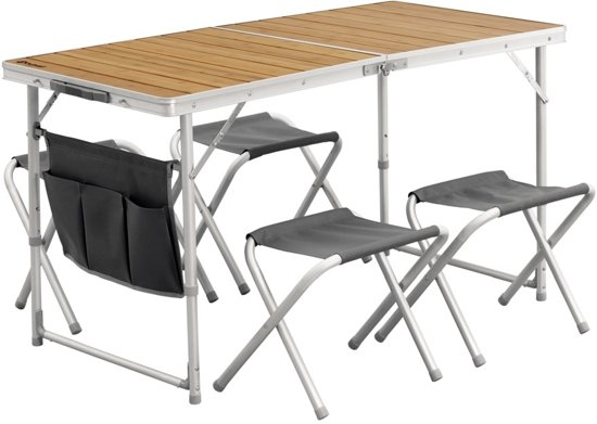 Outwell Camping Tafel.Outwell Marilla Campingtafel 120x60 Cm