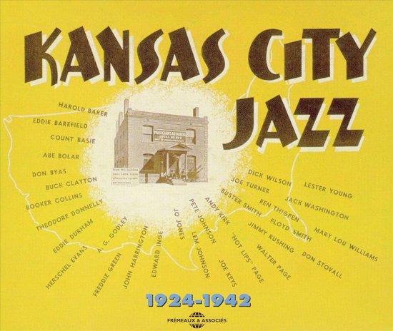 Kansas City Jazz 1924-1942