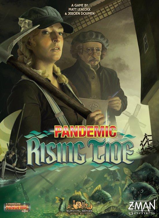 Afbeelding van het spel Pandemic Rising Tide - Bordspel