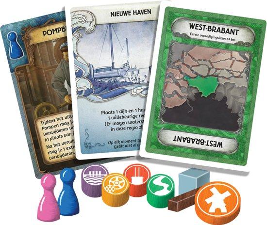 Thumbnail van een extra afbeelding van het spel Pandemic Rising Tide - Bordspel