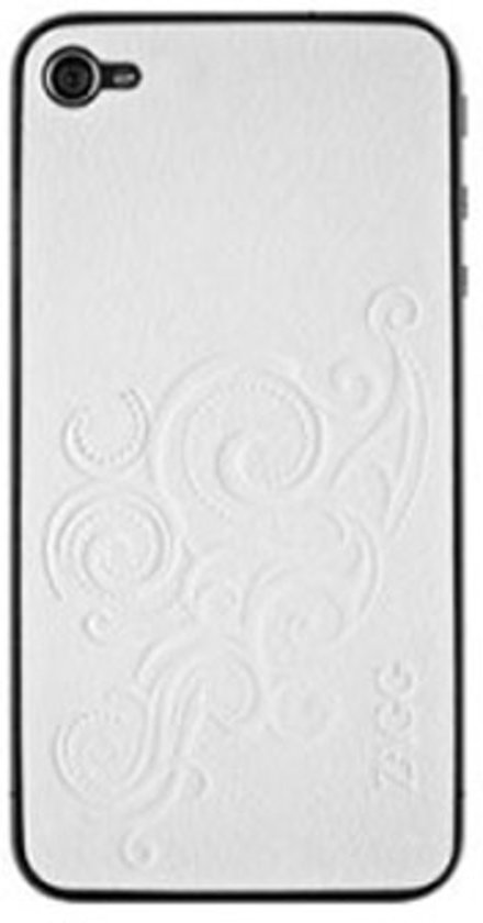 bol com | ZAGG LEATHERskins iPhone 5,5S en SE Skin Embossed