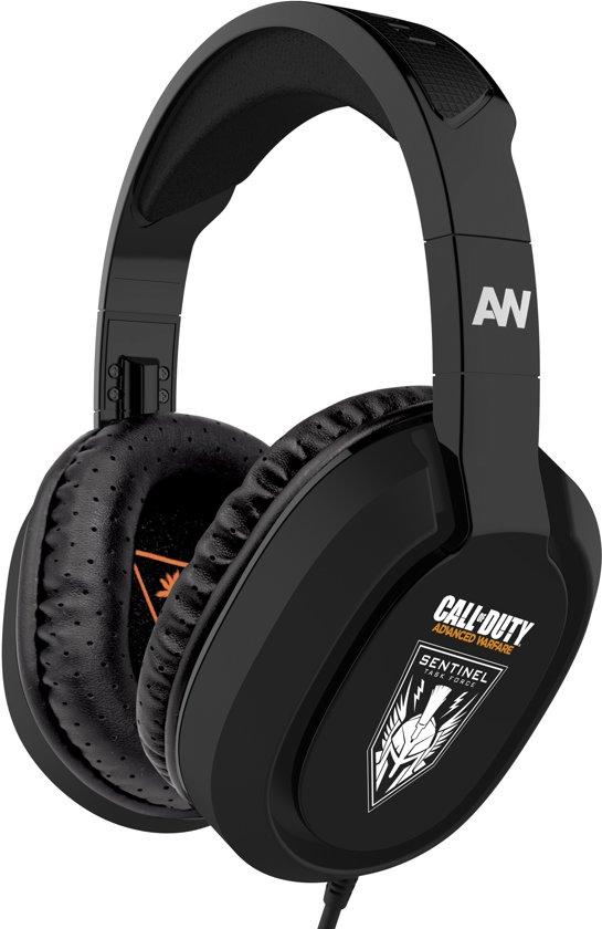 Turtle Beach Ear Force Sentinel Task Force Call Of Duty: Advanced Warfare Wired Stereo Gaming Headset - Zwart (Xbox One + Mo... kopen