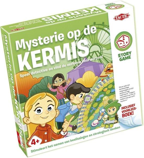 Story Game Mysterie op de Kermis