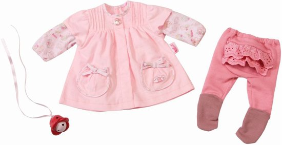 Baby Annabell Teaparty Fashion