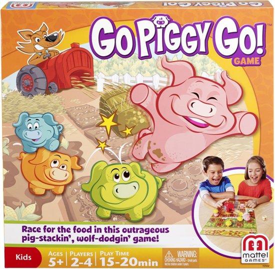 Go Piggy Go - Bordspel