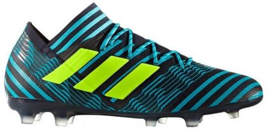 Adidas - Nemeziz 17,2 Soccer Fg - Unisexe - Chaussures - Blanc - 43 1/3