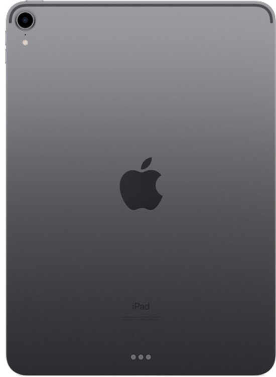 Apple iPad Pro 11 inch (2018) 512 GB Wifi Space Gray