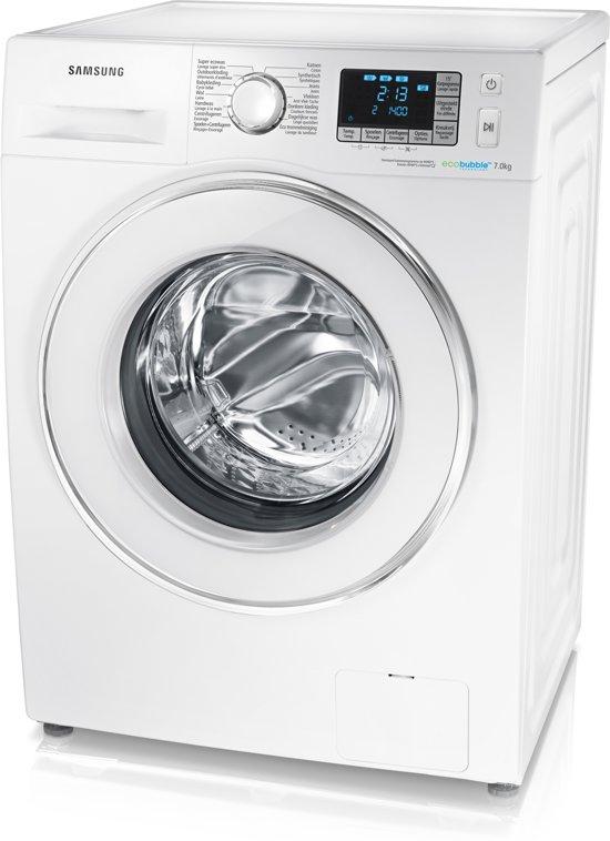 samsung wf71f5e0q4w eco bubble wasmachine. Black Bedroom Furniture Sets. Home Design Ideas