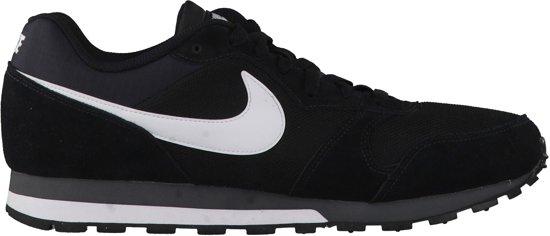 Sneakers Maat 2 45 Md Runner Nike Zwart Heren Men w0TRx5