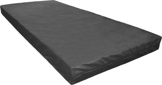 Bed4less Matras 80x200cm Black Foam Basic ca. 13cm