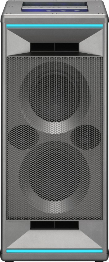 Pioneer ClubSound Club5 Bluetooth Speaker - Grijs