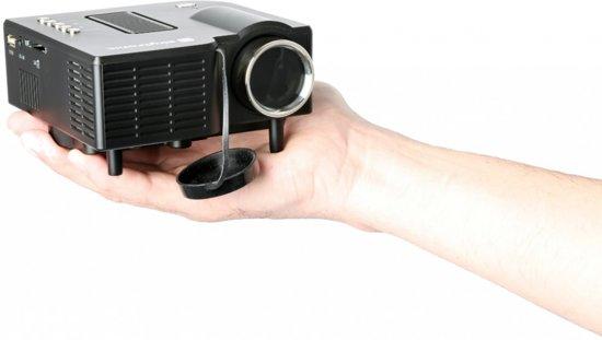 u het aansluiten van een Tablet op een projector