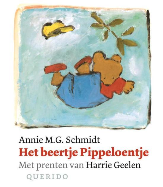 Cover van het boek 'Het beertje Pippeloentje' van Annie M.G. Schmidt