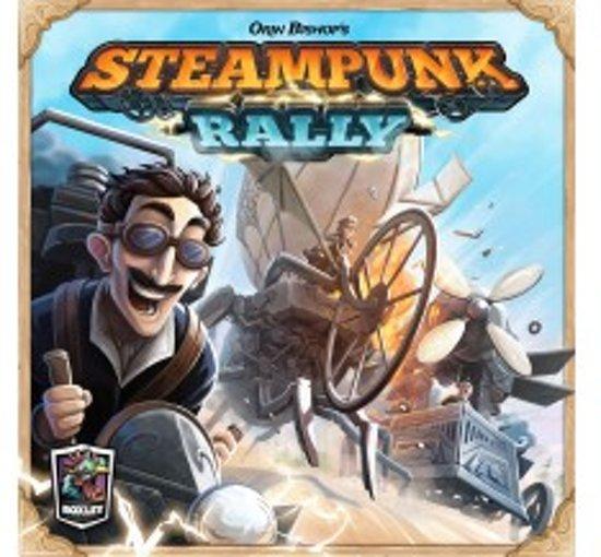 Afbeelding van het spel Steampunk Rally