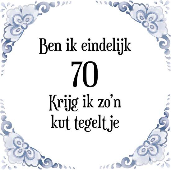 cadeau 70 jaar Kado Voor Vader 70 Jaar   ARCHIDEV cadeau 70 jaar