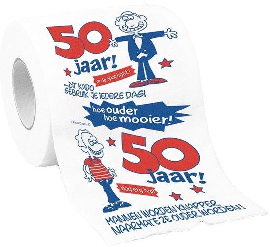 Bol Com Toiletpapier 50 Jaar Man Merkloos Speelgoed