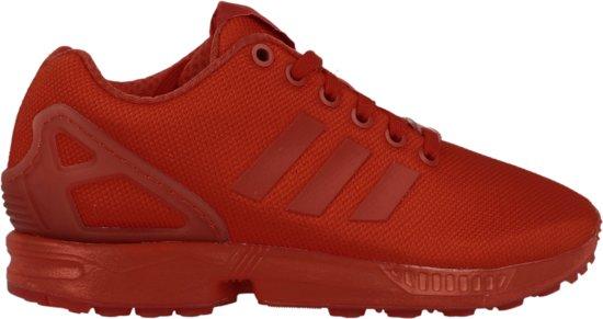 adidas zx flux rood heren