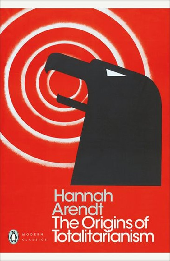 Boek cover The Origins of Totalitarianism van Hannah Arendt (Onbekend)