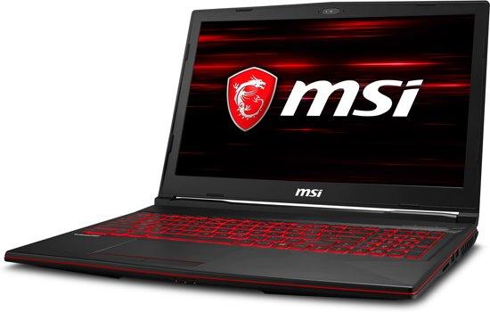 MSI GL63 9SE-480NL