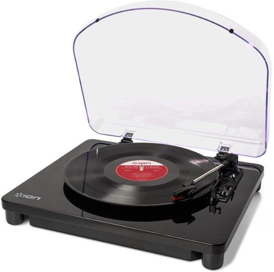 Betere bol.com | ION Classic LP - Platenspeler - Zwart WS-02