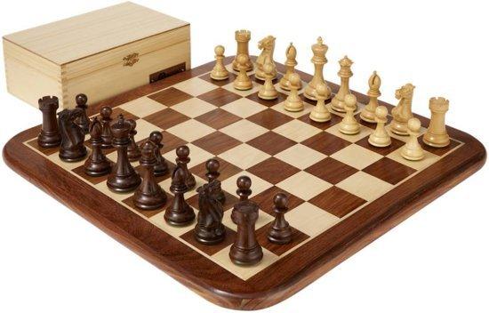 Afbeelding van het spel Stllion Knight schaakspel - bord, stukken taakbox