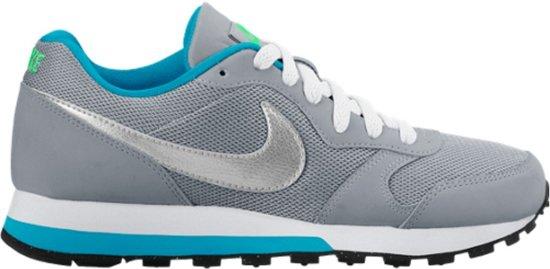 Nike Md Runner 2 (gs) Junior Baskets Sneakers - Taille 40 - Unisexe - Gris / Bleu dZIHI3Z