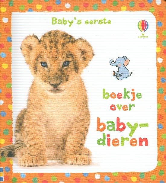 Baby eerste boekje over baby dieren