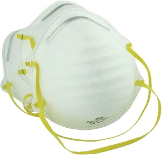 Toolpack Tl-prot05 Beschermset Stofmaskers