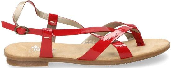 | Rieker sandaal Dames Maat 42