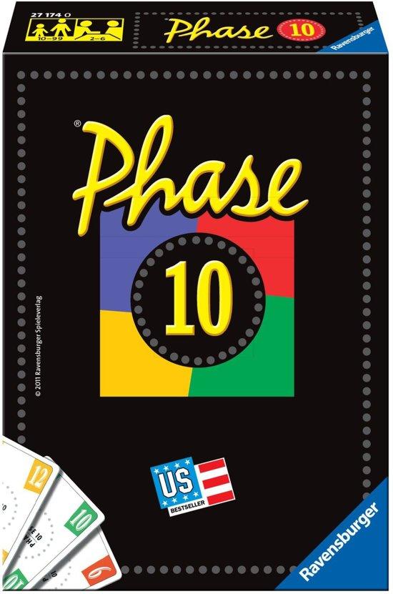 Ravensburger Phase 10 - Kaartspel