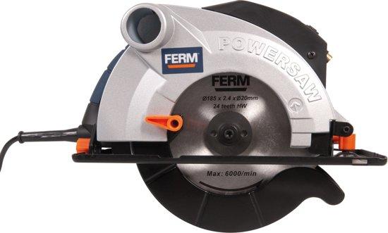 FERM Cirkelzaag CSM1033