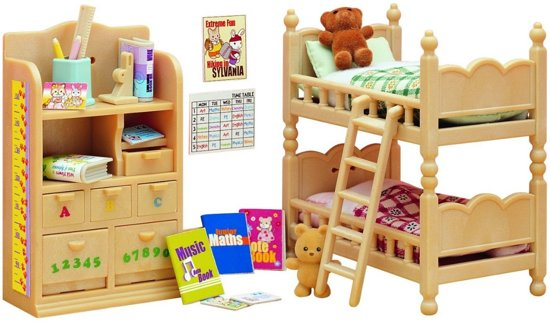Sylvanian Families Childrens Bedroom Furniture 2926