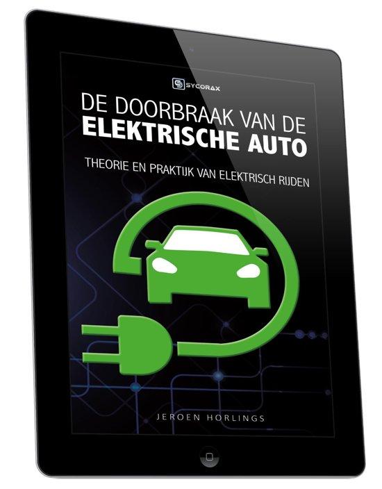 Bol Com De Doorbraak Van De Elektrische Auto Ebook Jeroen