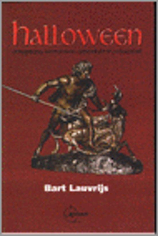 Halloween Gebruiken.Bol Com Halloween Bart Lauvrijs 9789075212266 Boeken