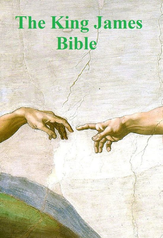 King James Bible: Old Testament, New Testament, and Apocrypha (Illustrated)
