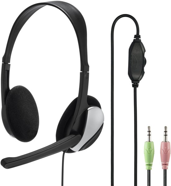 "Hama Pc-headset ""Essential HS 200"""