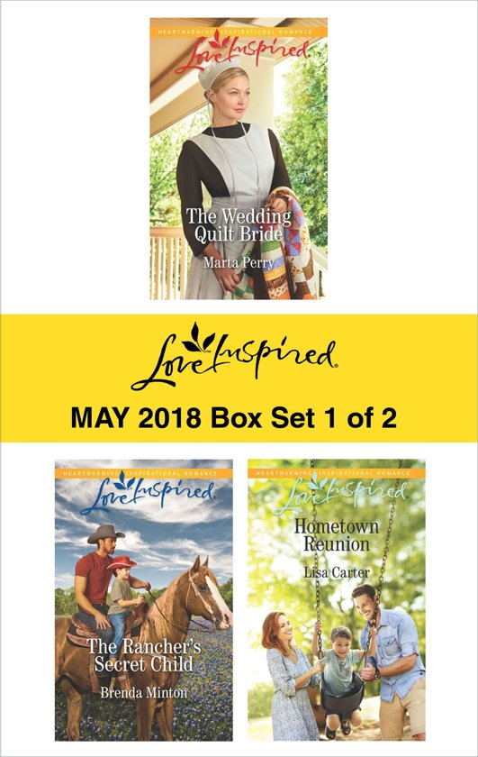Harlequin Love Inspired May 2018 - Box Set 1 of 2