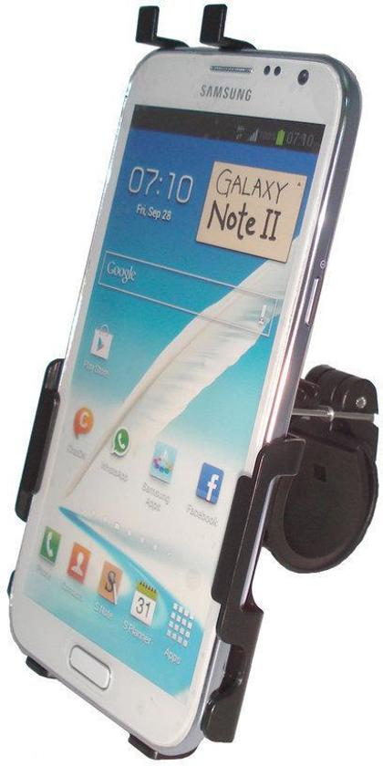 Fietshouder voor de Samsung Galaxy Note 2 (N7100)