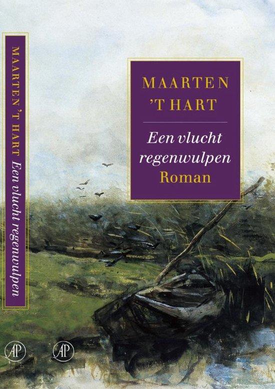 Boek cover Een vlucht regenwulpen van Maarten t Hart (Paperback)