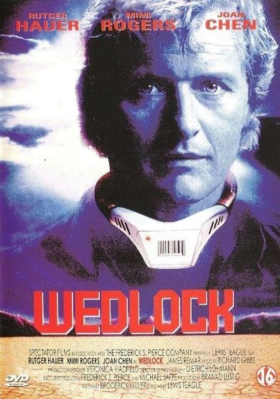 Cover van de film 'Wedlock'