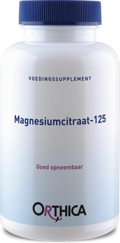 Magnesium 125 Orthica