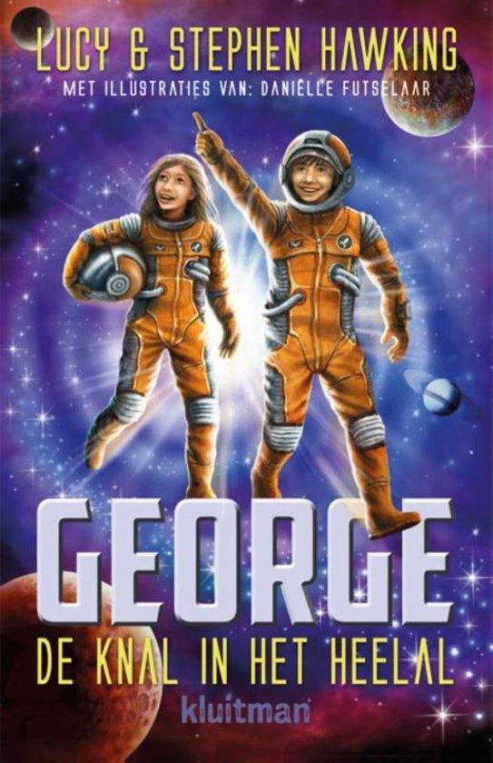 Boek cover George 3 - De knal in het heelal van Stephen Hawking (Hardcover)