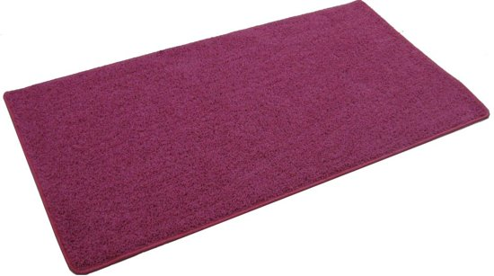 Tapijtkeuze Karpet Batan - Roze - 80 x 150 cm