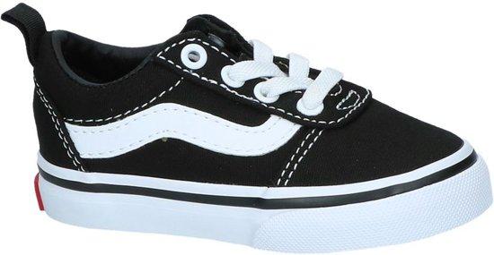 787adedbb18 Vans Ward Slip-On Sneakers Kids Unisex - maat 24 - (Canvas) Black ...