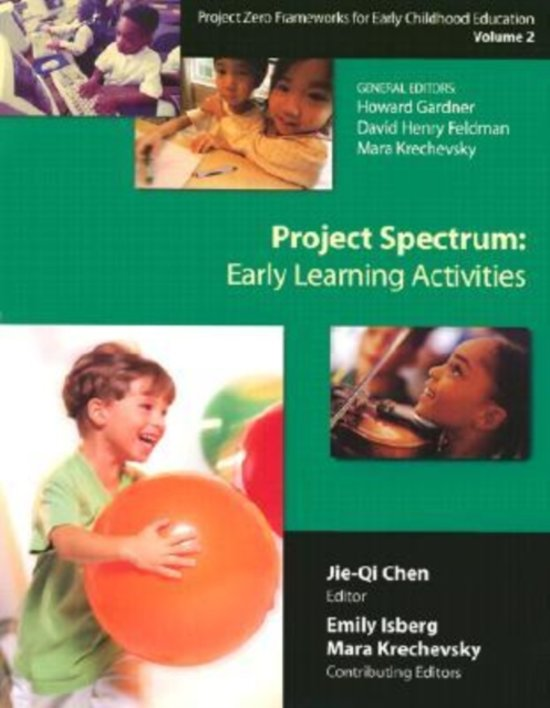 early childhood project