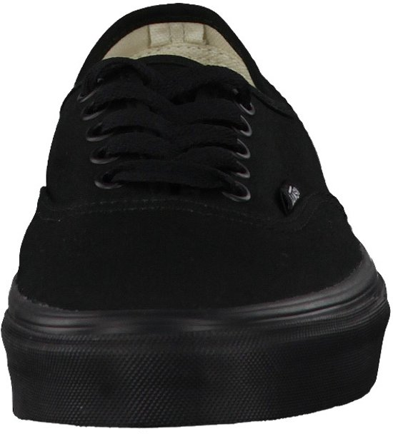 Maat Authentic 36 Sneakers Vans Black Unisex black 6gXfq0f