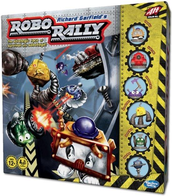 Robo Rally - Bordspel