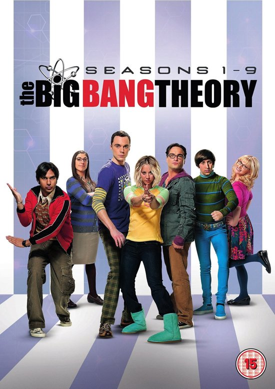Bolcom The Big Bang Theory Seizoen 1 Tm 9 Import Dvd Dvds