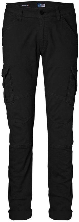 Black 30 Jeans Pmj Santiago San18 SZqBwT1